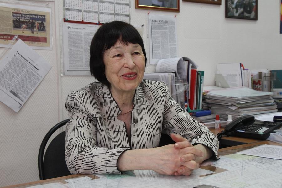 Роза Михеева: «Работа с ветеранами — мой долг»