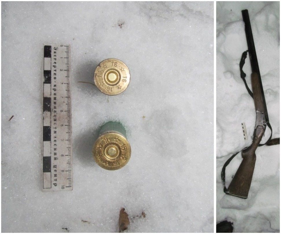 В Красноярском крае расследуют убийство девушки, застреленной из охотничьего ружья