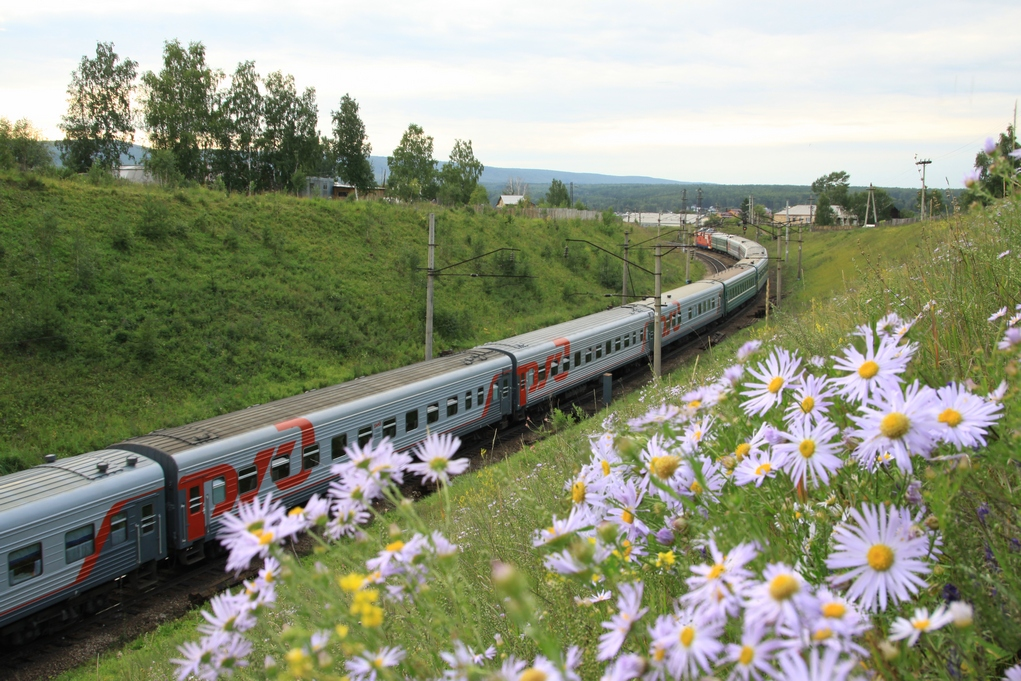 Поезда Абакан-Москва и Абакан-Новосибирск сегодня пошли в обход Ачинска