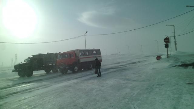 В Красноярском крае работают притрассовые пункты оказания медпомощи