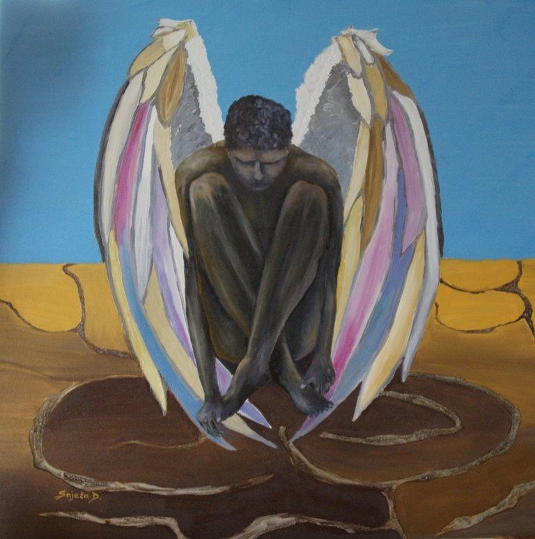 """Постерами картин проекта """"Ангелы Мира"""" оформляют красноярские медучреждения"""
