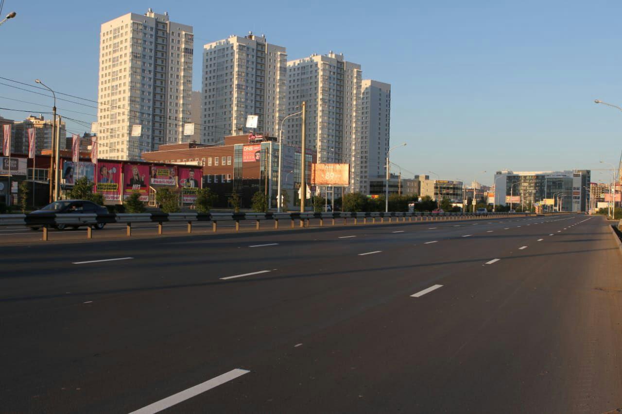 Дорожники Красноярска обновили портфель технологий