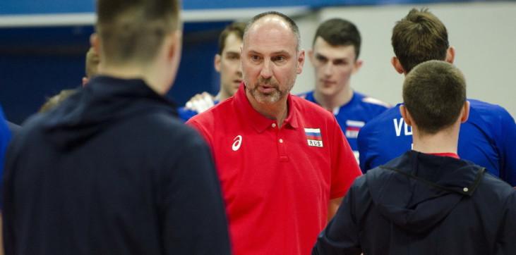 Александр Климкин утверждён главным тренером волейбольного «Енисея»