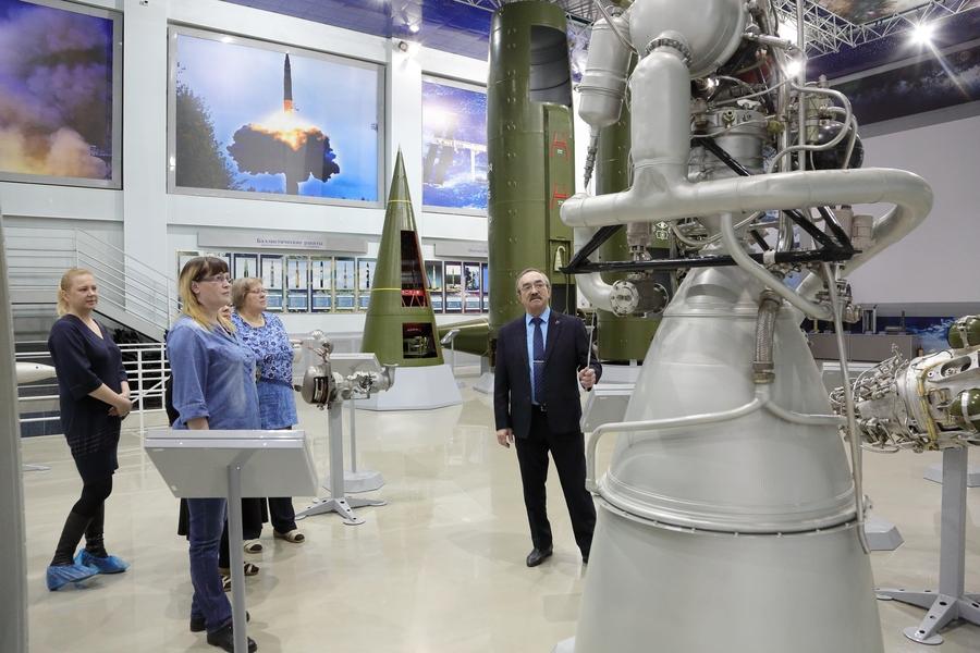 Космический музей в Красноярске: Какая связь между борщом в тюбике и навигатором?