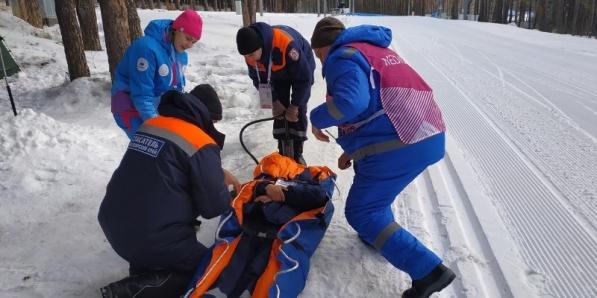 В Красноярске на универсиаде никто не пострадал