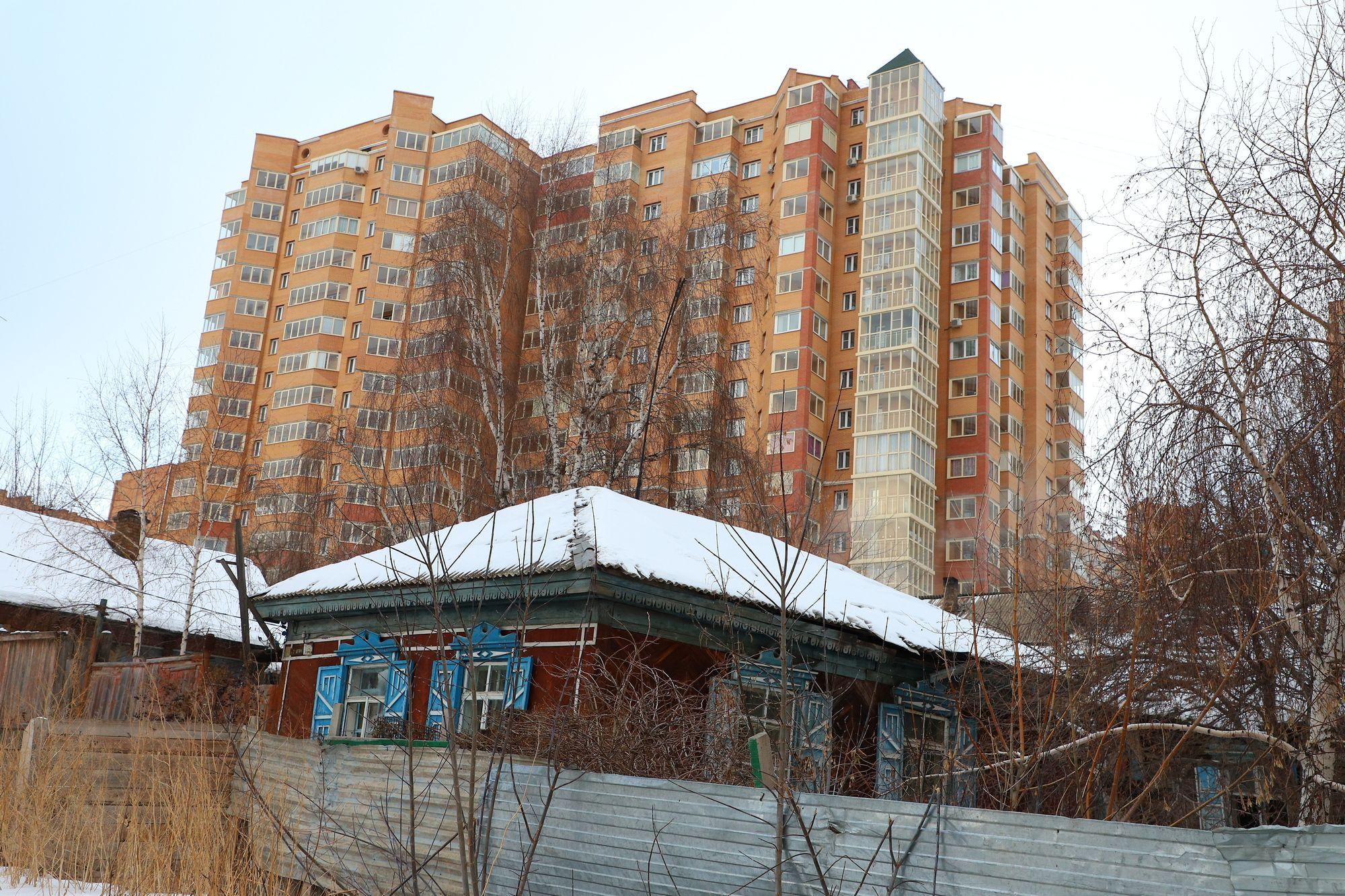 В Красноярске жителям частного сектора будут бесплатно раздавать бездымное топливо