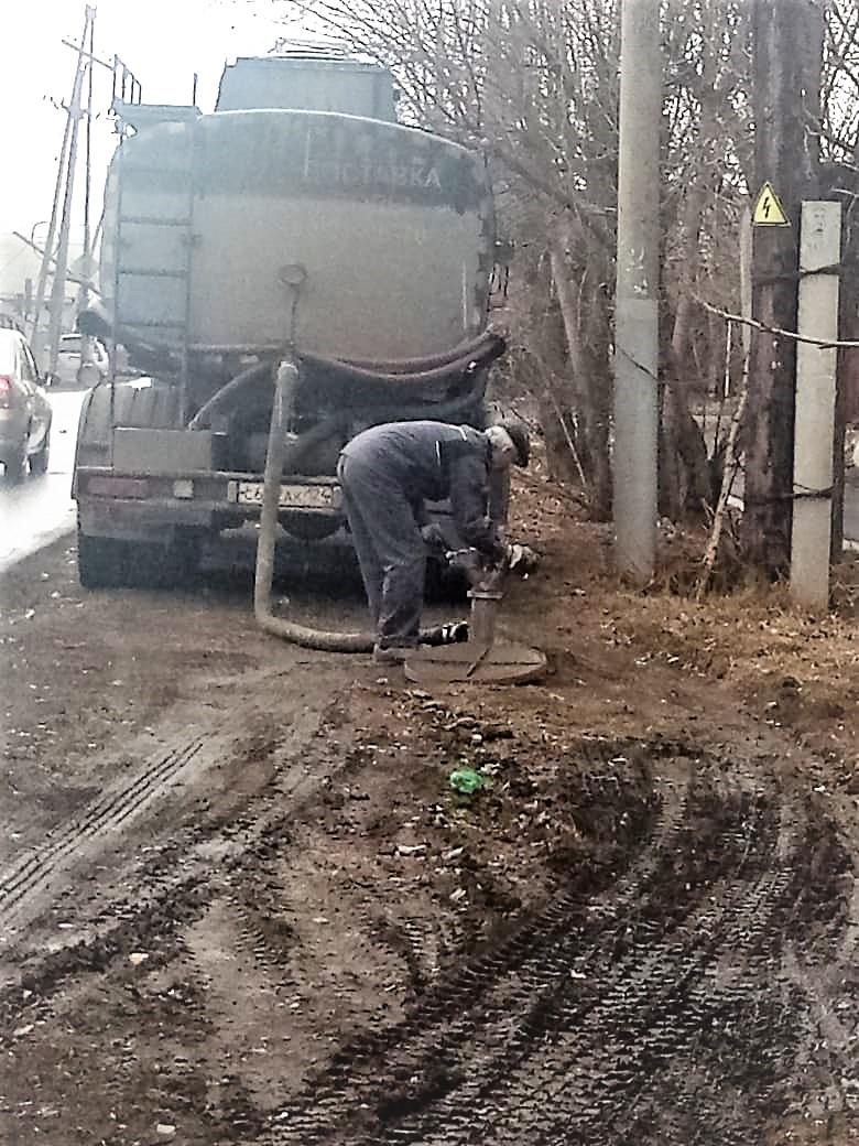 В Красноярске злоумышленники крадут… воду из пожарных гидрантов