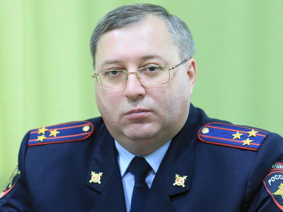 Геннадий Березин: «Доверие красноярцев к полиции растёт»