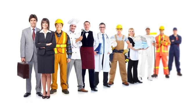 В Красноярском крае на рынке труда популярны рабочие профессии