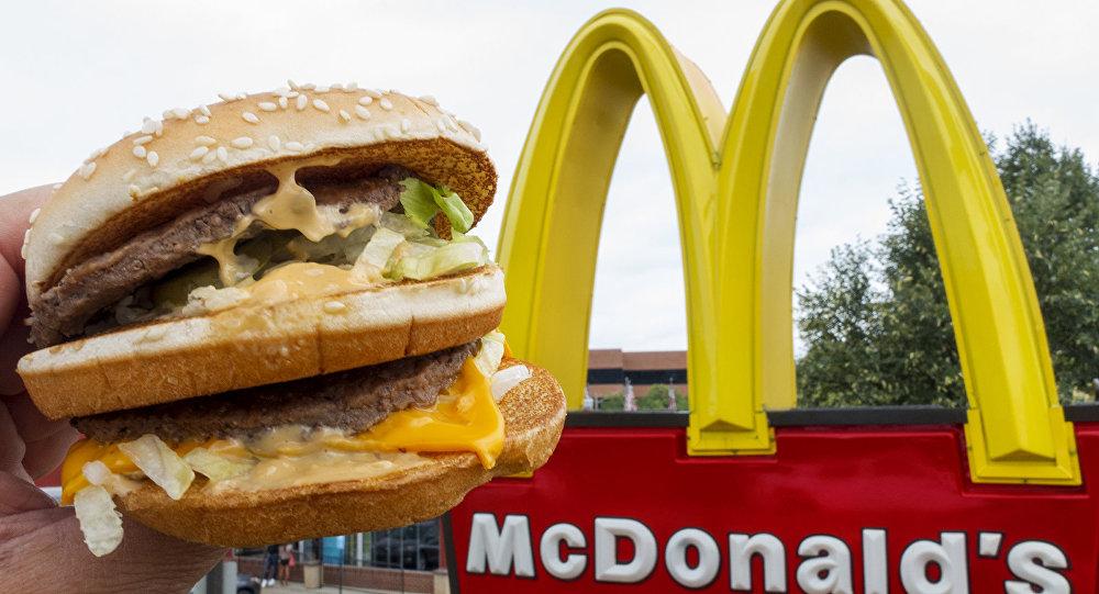 В Красноярске к концу 2018 года запустят два «Макдоналдса»