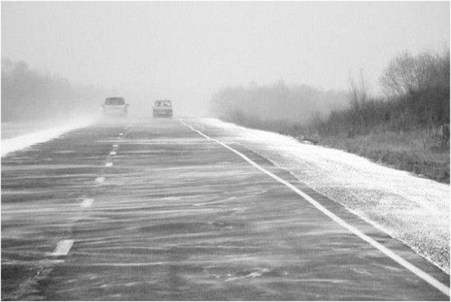 На Красноярских трассах готовятся к ухудшению дорожной обстановки