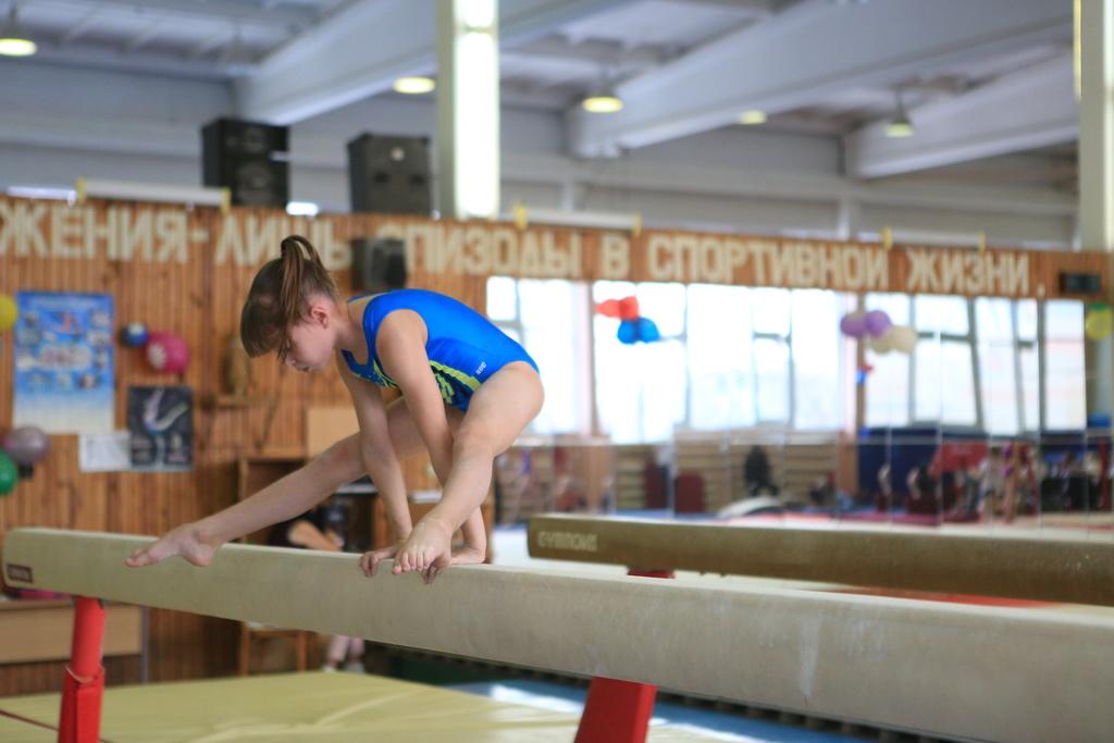 В Красноярске проходят Всероссийские соревнования памяти Елены Наймушиной