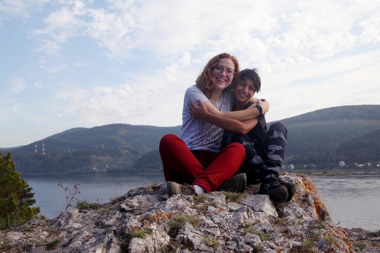 Как стать наставником воспитаннику детдома в Красноярске?