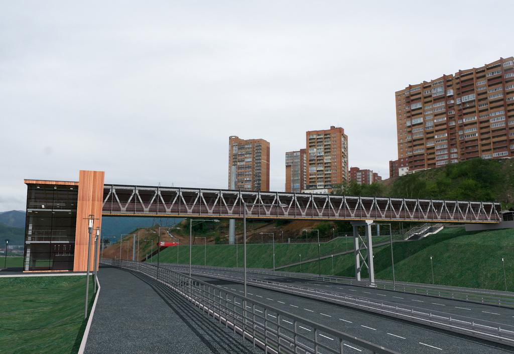 В Красноярске появится третий алюминиевый мост