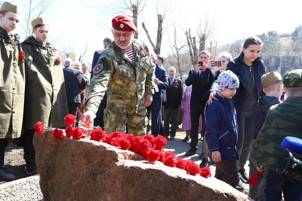 В Свердловском районе появится Народный парк героев