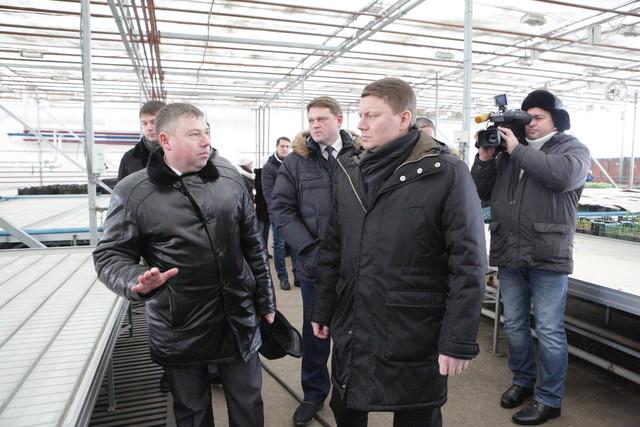 Глава Красноярска выступил за активный диалог с малым бизнесом города
