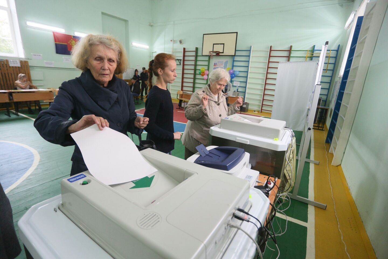 Наблюдатель поделился впечатлениями о ходе голосования в красноярской школе №10