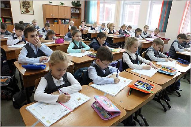В красноярской школе №149 третью четверть поделили на две части и организовали внеплановые каникулы