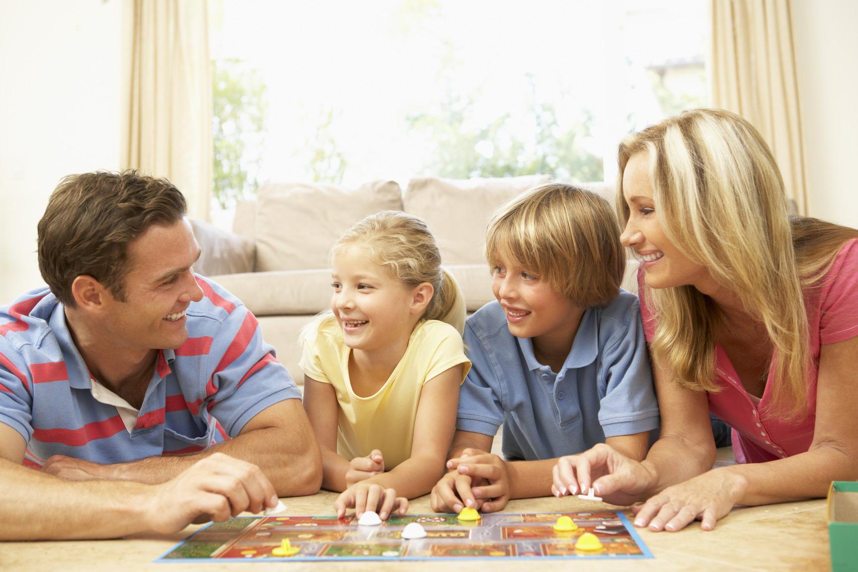Взаимопомощь в семье картинки