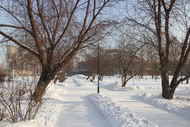 Мэр Красноярска призвал красноярцев голосовать за скверы