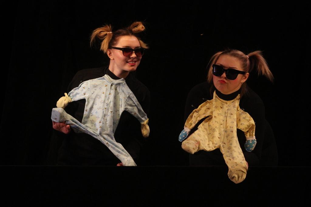 В труппу Красноярского театра кукол набирают новых актёров