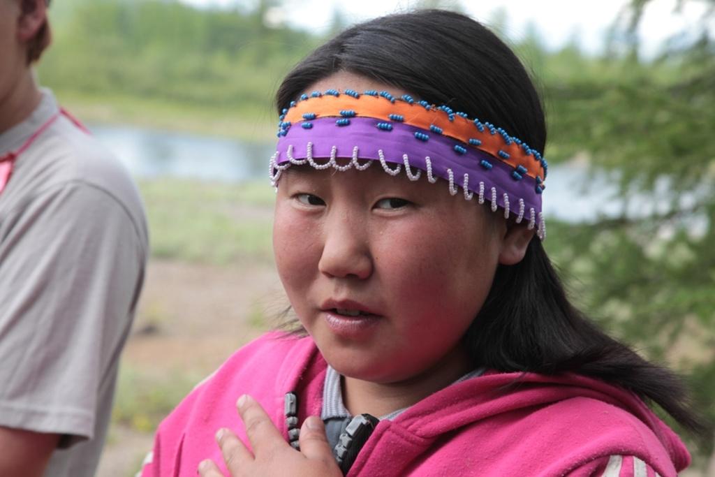 Народы самодийской группы урало-юкагирской языковой семьи