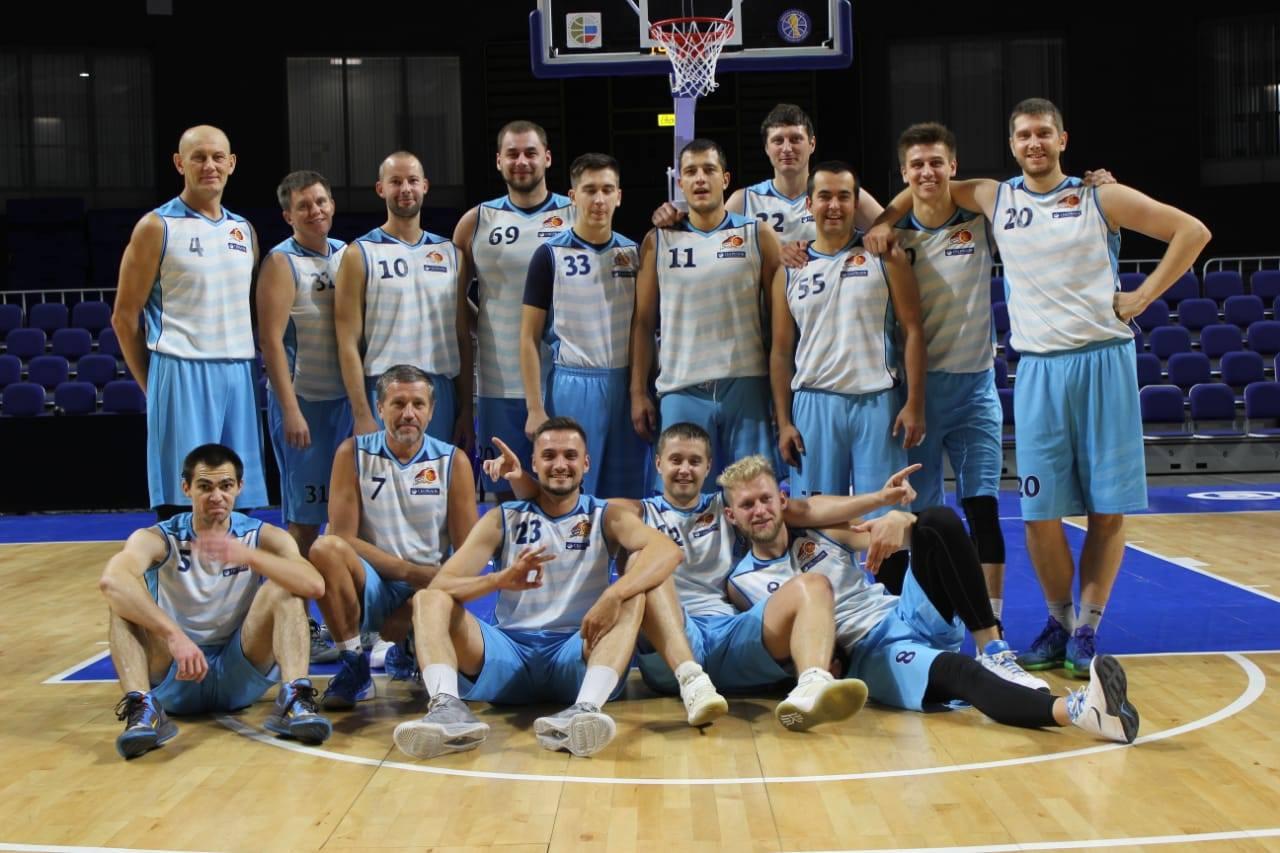 Красноярские баскетболисты-любители ожидают очередной тур
