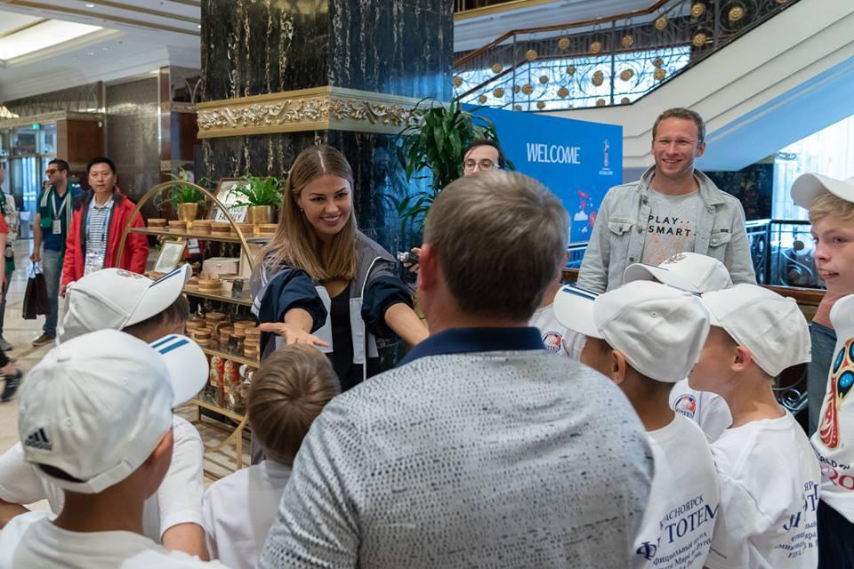 ВикторияБоняможет приехать на Универсиаду в Красноярск