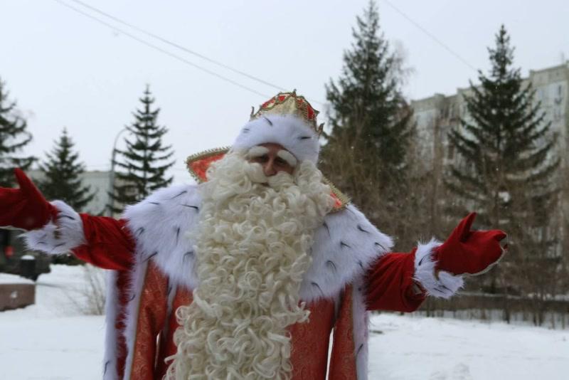 Красноярские учёные вычислили скорость передвижения Деда Мороза