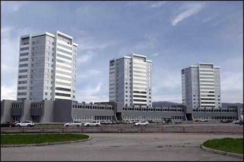 В Красноярском крае немного подешевела аренда жилья