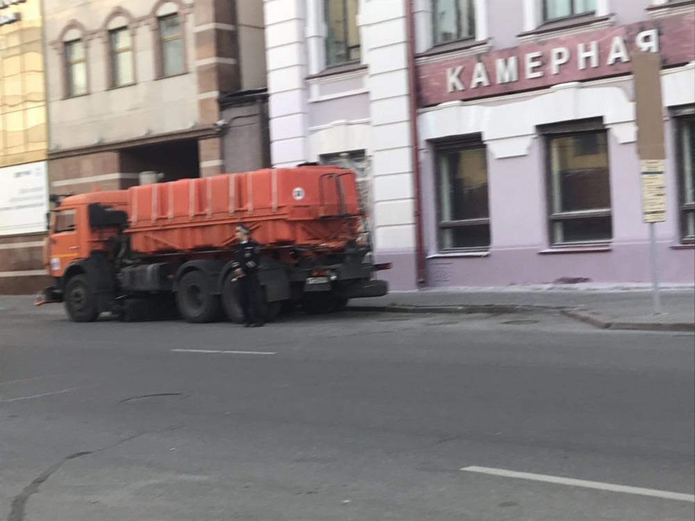В Красноярске скоро перекроют проспект Мира