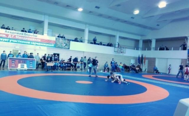 В Красноярске стартовал Всероссийский турнир на призы академии борьбы имени Дмитрия Миндиашвили
