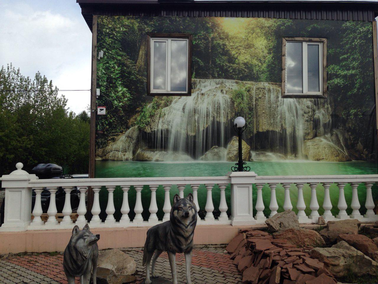 В Красноярске уберут постройки у входа в Центральный парк