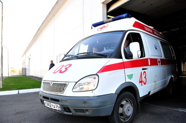 В Красноярском крае новорождённому мальчику в больнице нанесли химический ожог 2-ой степени