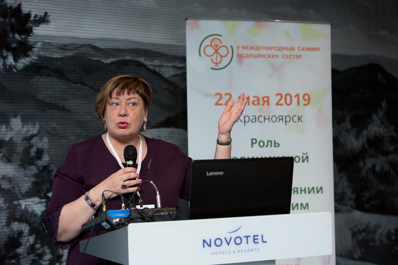 Красноярские медсестры обменялись опытом с иностранными коллегами