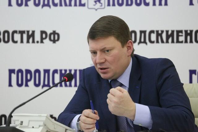 Строительство и ремонт дорог Красноярска планируют начать в мае