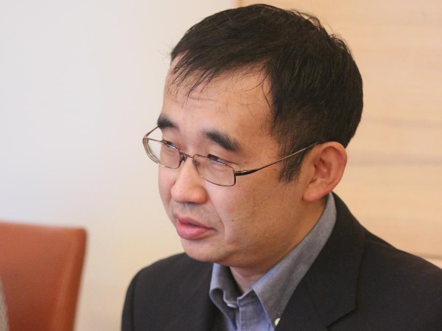Ёши Сугияма: «Между нами общего больше, чем мы думаем»