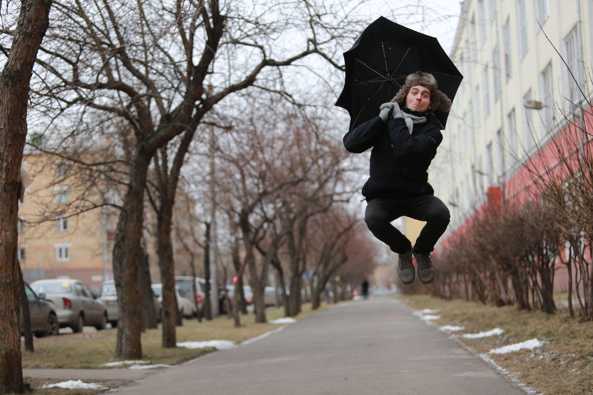 В Красноярском крае ожидается снег и штормовой ветер