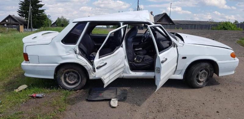 По дороге в Красноярск в ДТП погиб 8-летний ребёнок