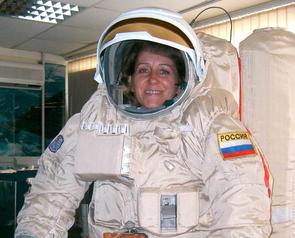 Красноярка стала космическим журналистом