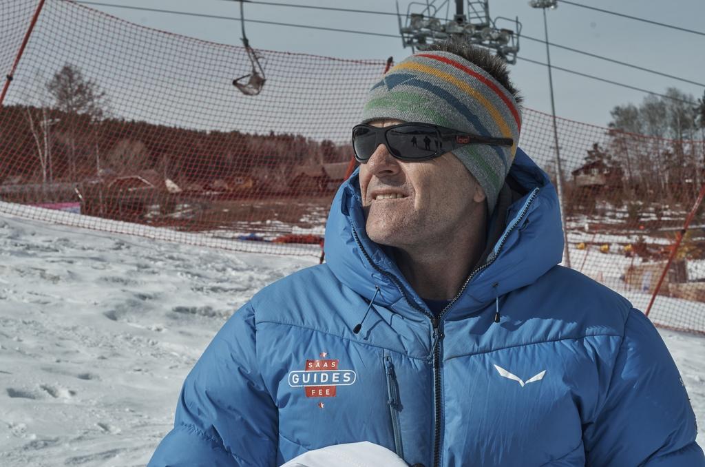 Ретто Шпоррер: «Круто, что у вас столько детей на лыжах и сноубордах!»