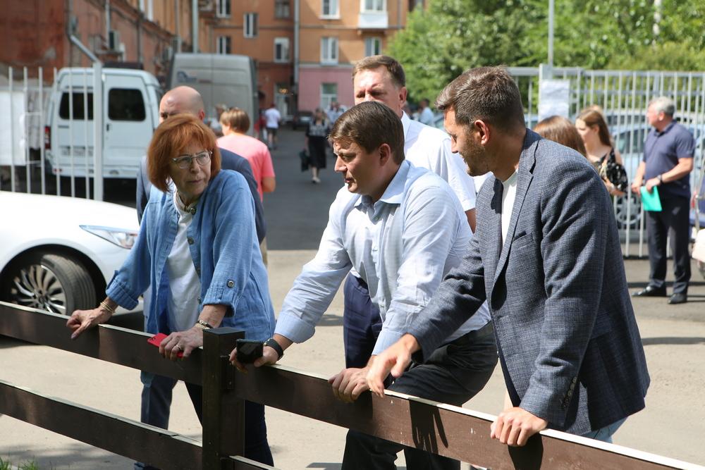 Мэра Красноярска разозлили нечистоплотные предприниматели
