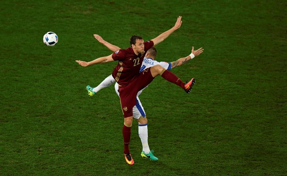 Пять надежд сборной России по футболу