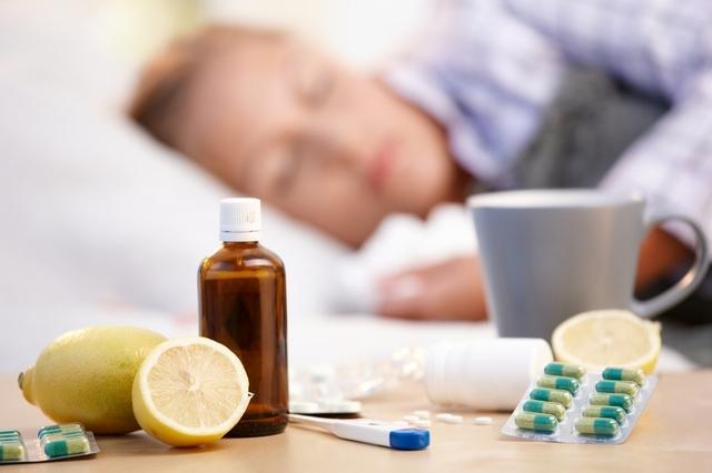 На Красноярск надвигается эпидемия гриппа