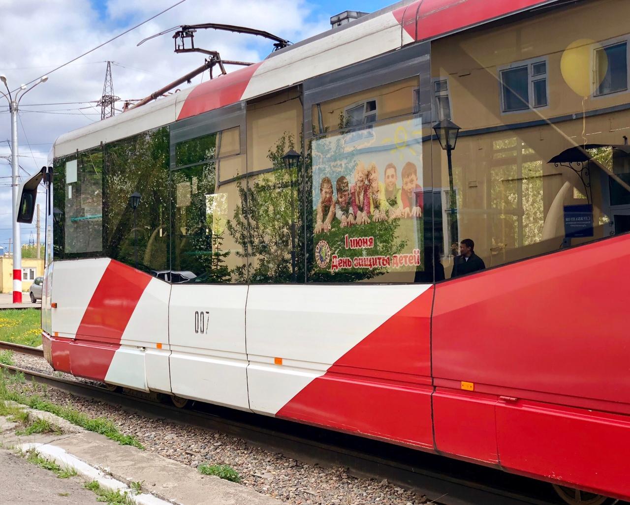 В Красноярске в 2020 году могут запустить скоростной трамвай