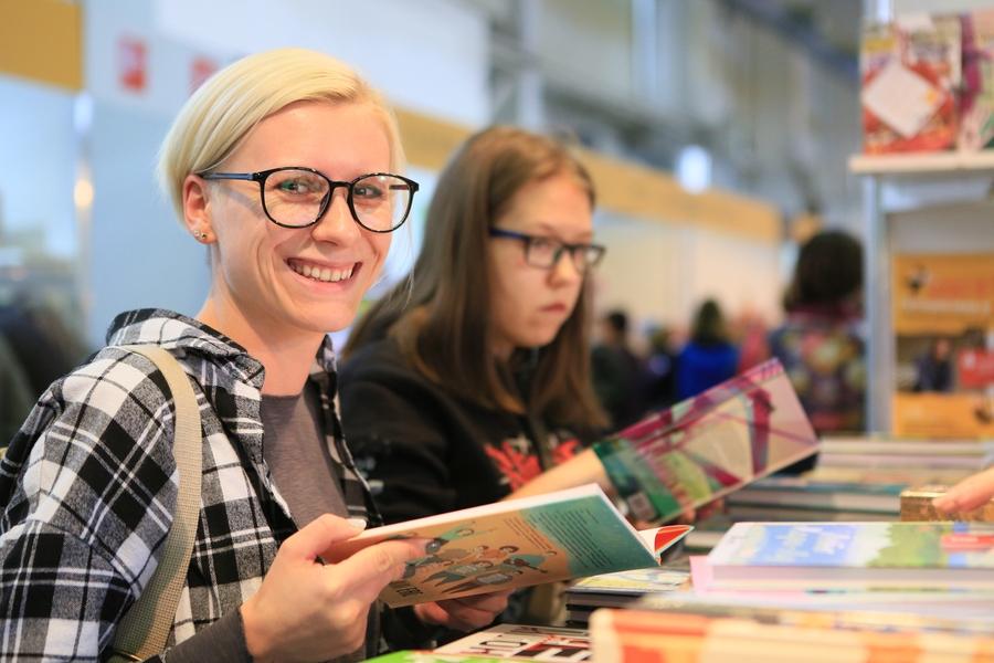 В Красноярске выбрали пять лучших книг для семейного чтения