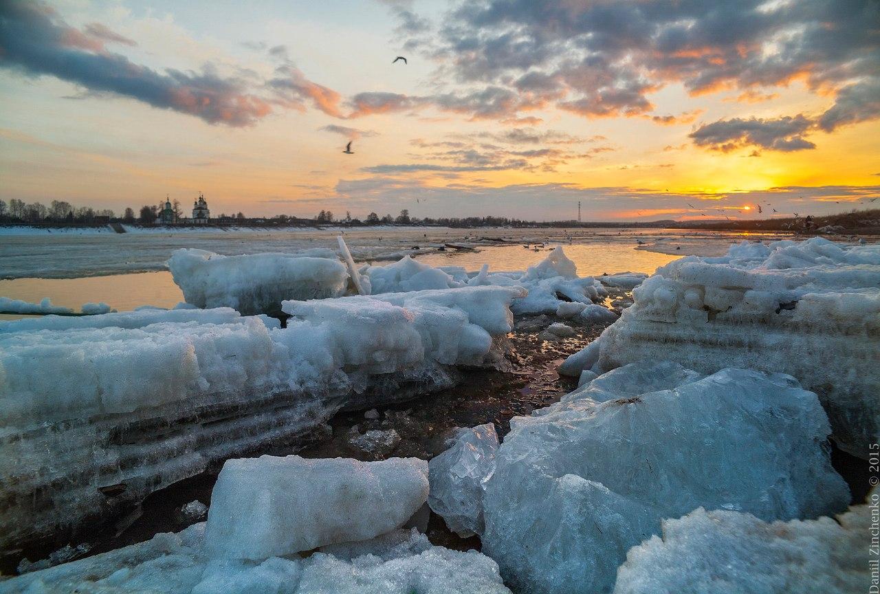 почему так картинки весна ледоход на реке преимуществах недостатках