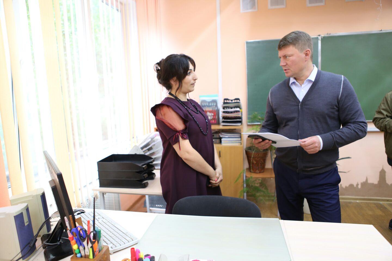 В красноярских школах завершается подготовка к новому учебному году