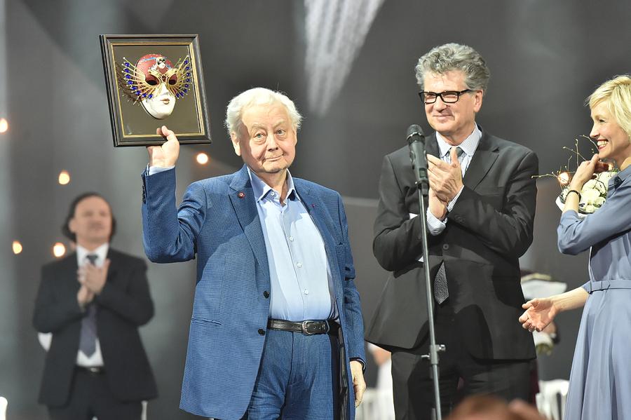 В Москве на 83-ем году жизни скончался Олег Павлович Табаков