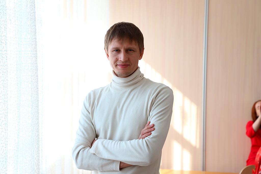Андрей Панькин: «Мужчина в дошкольном образовании вполне уместен»